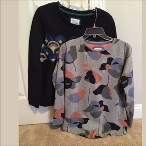 Bundle of 2 Boden tops